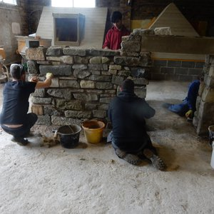 Traditional Masonry Repair C2-Contractor Level 2