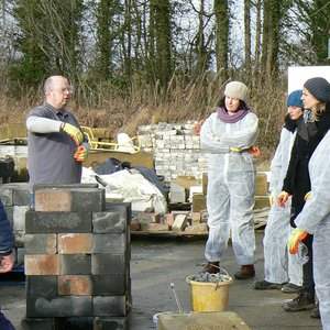 Repairing Traditional Masonry P1 - Professional Level 1